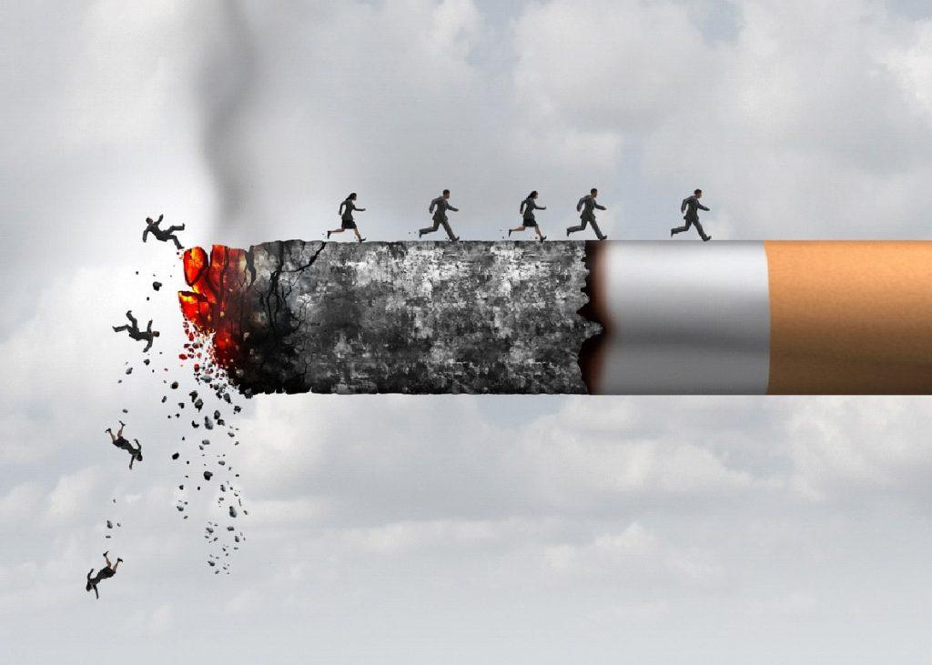 タバコのリスク