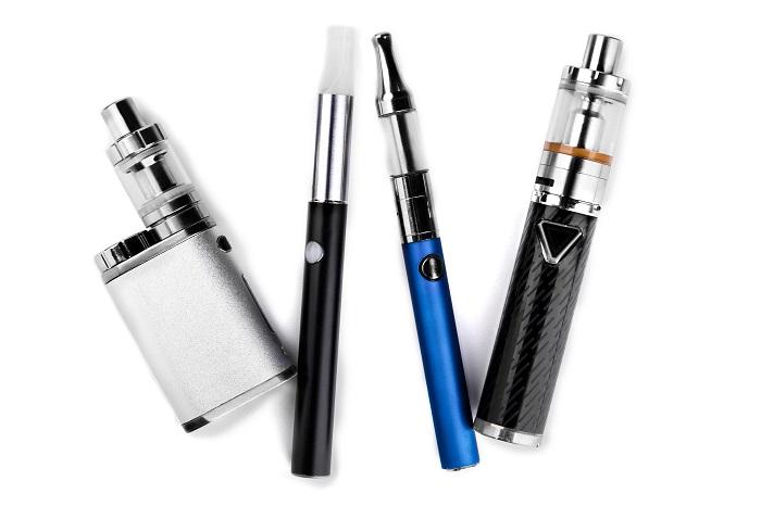 リキッド式電子タバコ